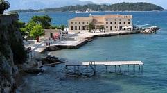 Остров Корфу- самолет- над 55+години