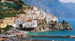 Италия - Неапол - Соренто - Амалфи - Капри
